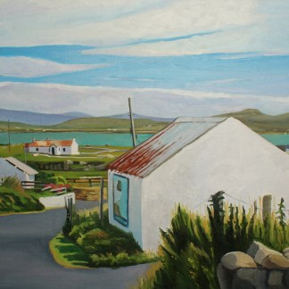 Donegal landscape painting for sale_EmmaCownie
