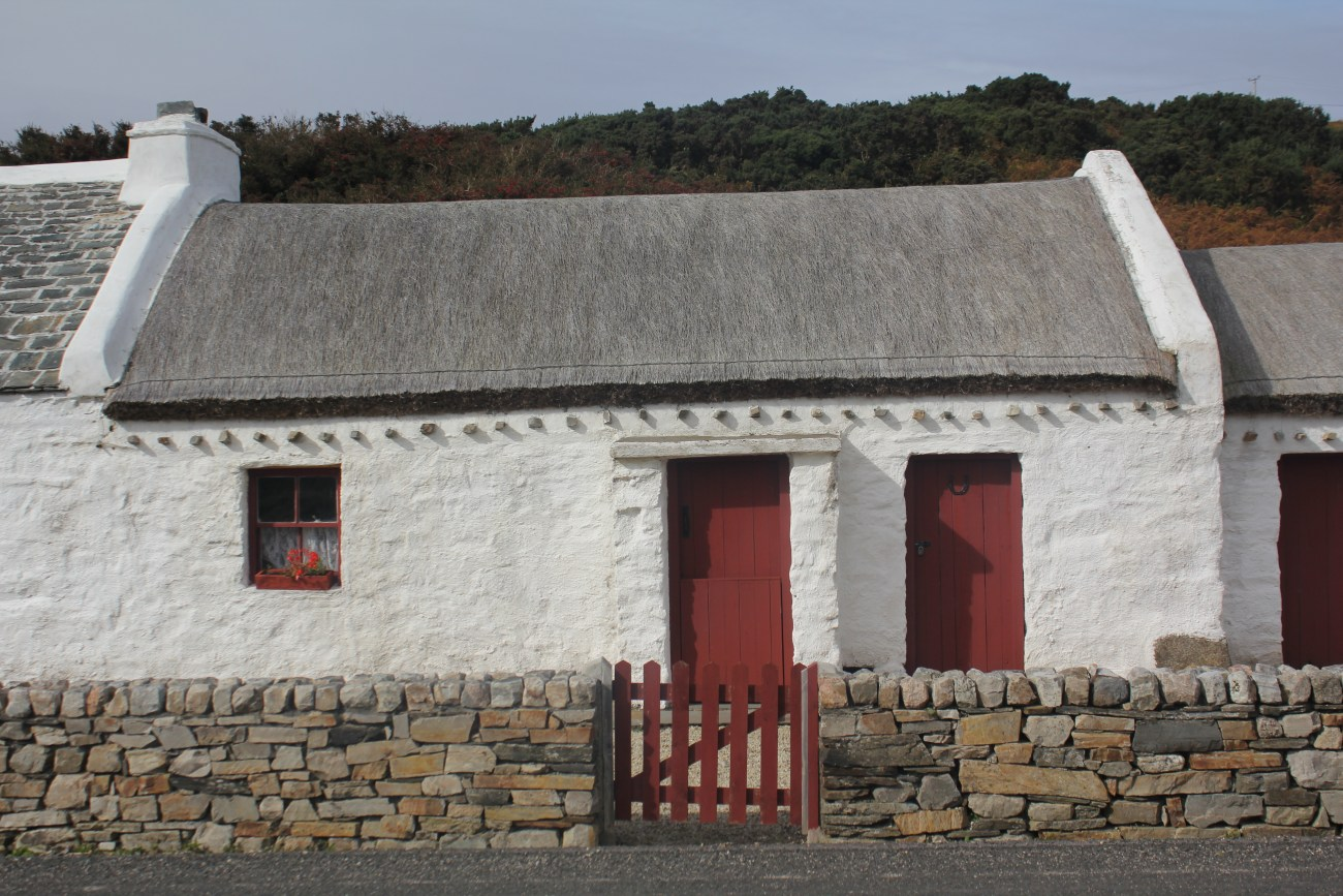 Traditional Donegal House