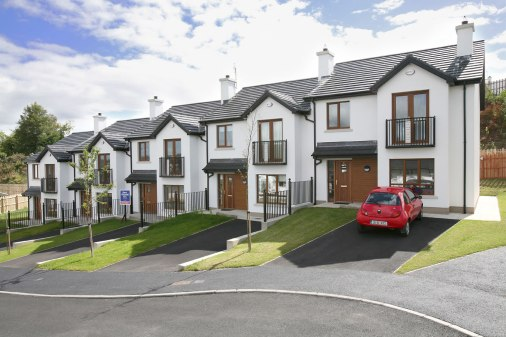 New Houses, Letterkenny, Donegal