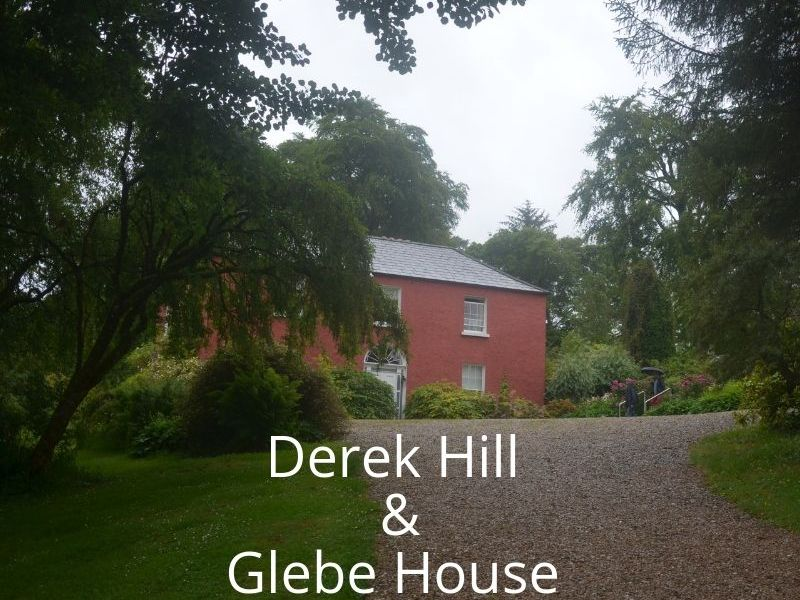 Derek Hill and Glebe House