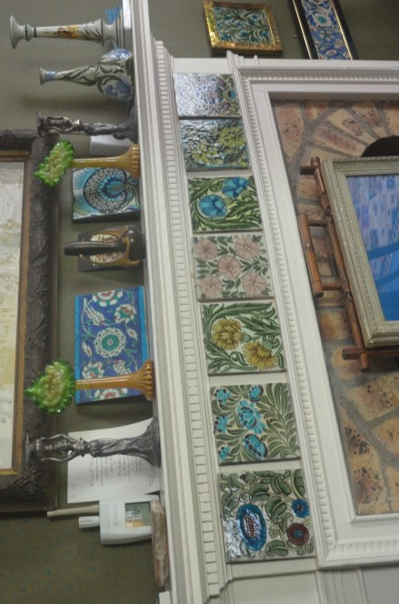 William Morris Tiles, Glebe House