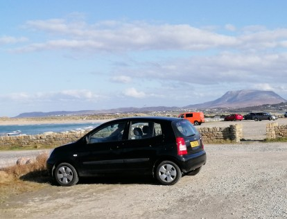 Car at Magheroarty