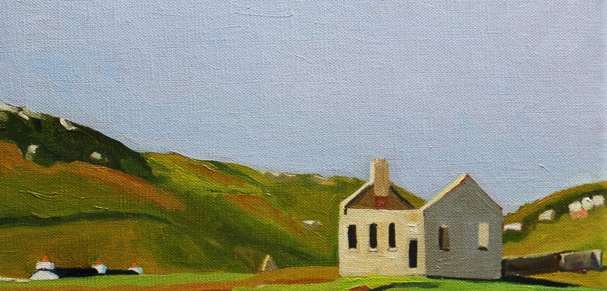 Old School, Owey Island