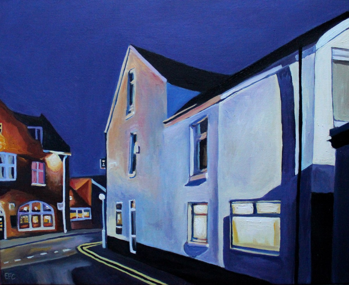 Swansea painting