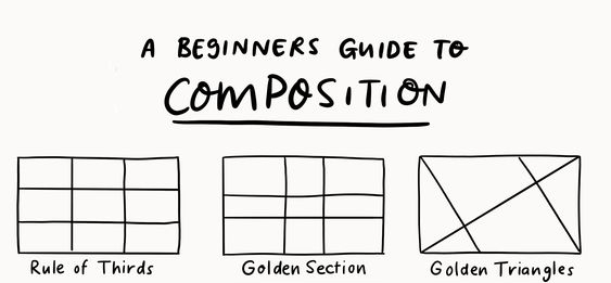 Beginners Guiiode to Composition (rule of thirds)