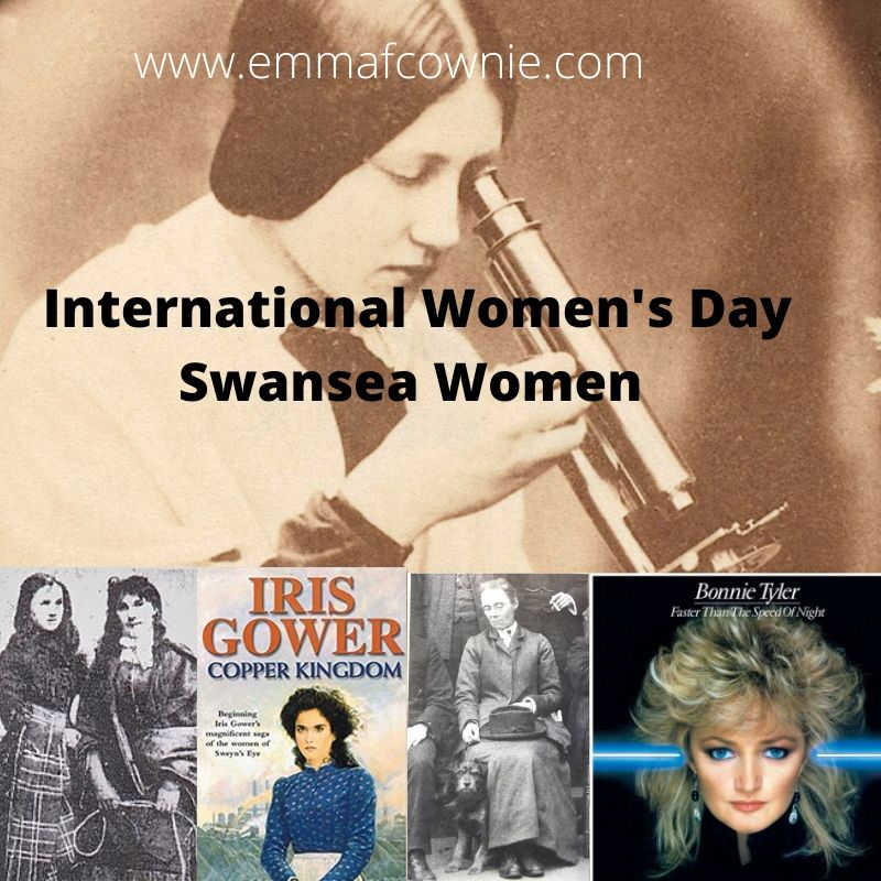 International Women's Day:  Some remarkable women of Swansea