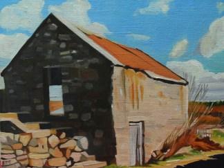 Landscape Arranmore Ireland