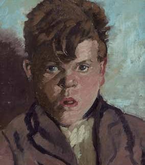 Nano Reid (1900-1981) Tommy Wallace