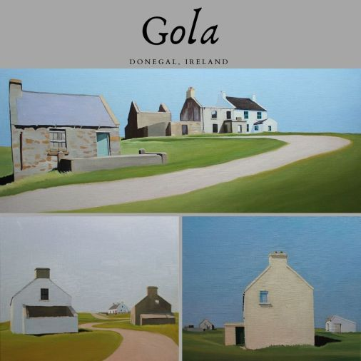 Paintings of Gola, Donegal