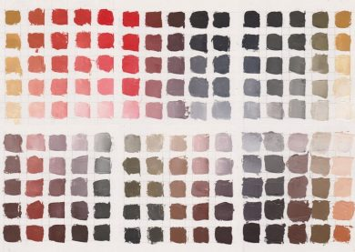 The many shades of the Zorn palette