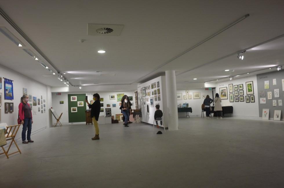Inside the Art Fair
