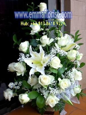 Bunga Meja 10