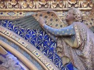 fleur-de-lis, culture, sainte chapelle, symbolism
