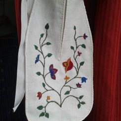 kjolsäck, 1700-tal