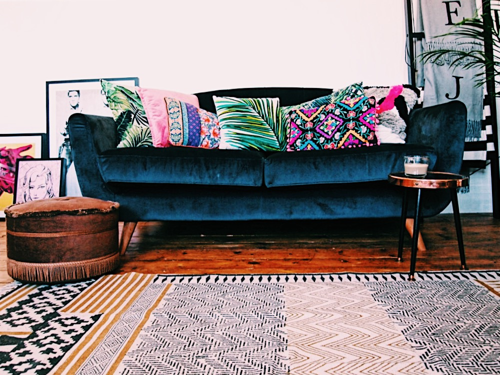 dfs sofas that come apart tan leather sofa bed ejp abode bohemian moroccan inspired living room reveal emma jane palin