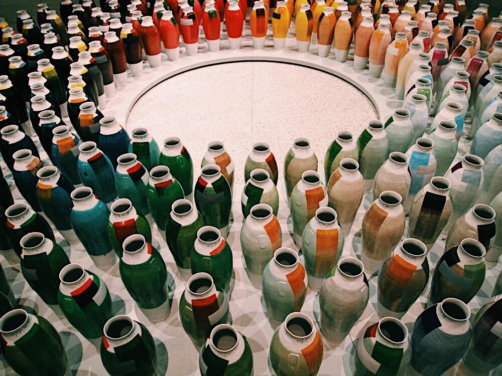 EJP-Breathing-Colour-Hella-Jongerius-Design-Museum-Coloured-Ceramic-Vases