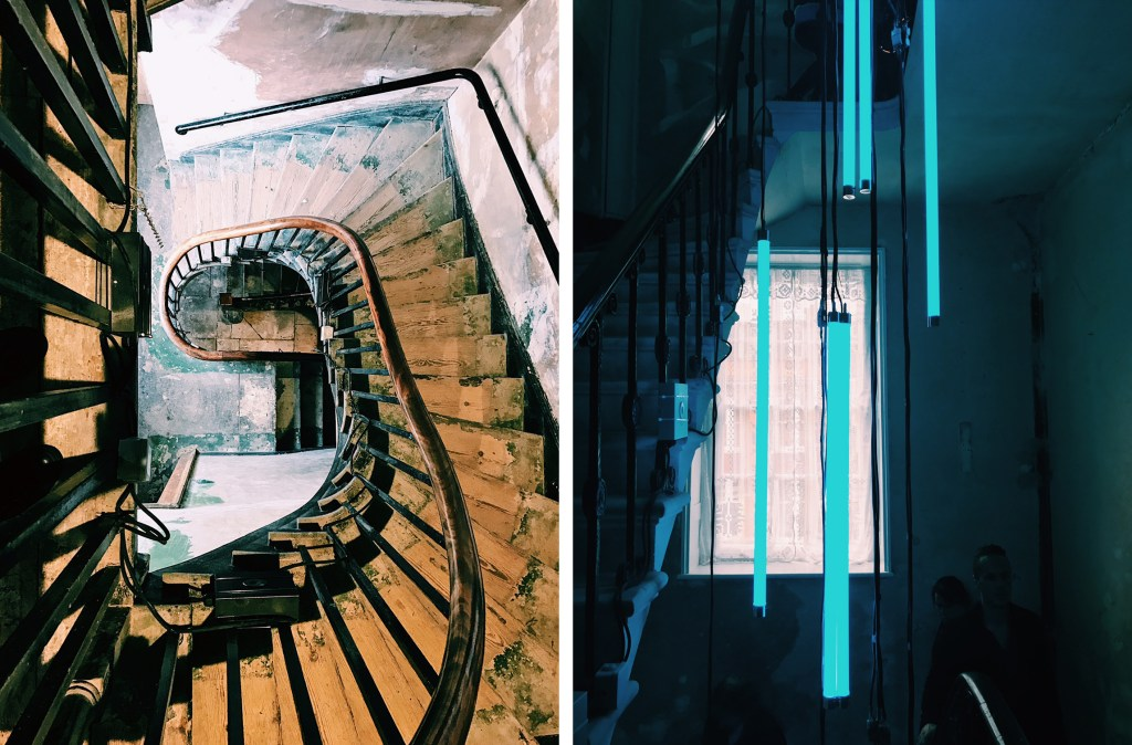 EJP-Burberry-Here-We-Are-Neon-Staircase