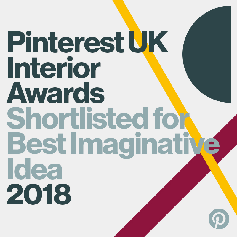 Pinterest Interior Blog Awards