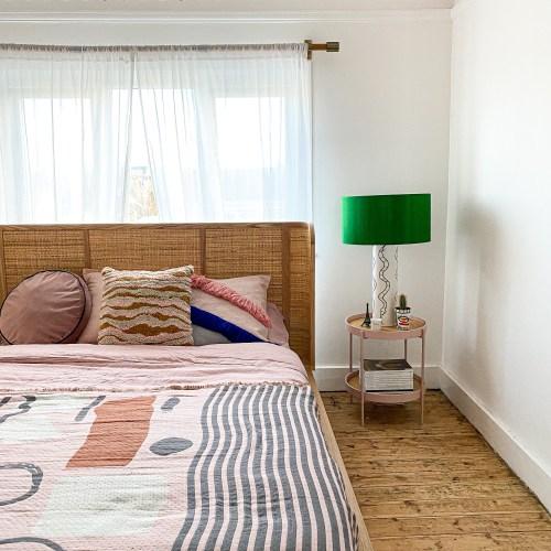 boho morrocan bedroom