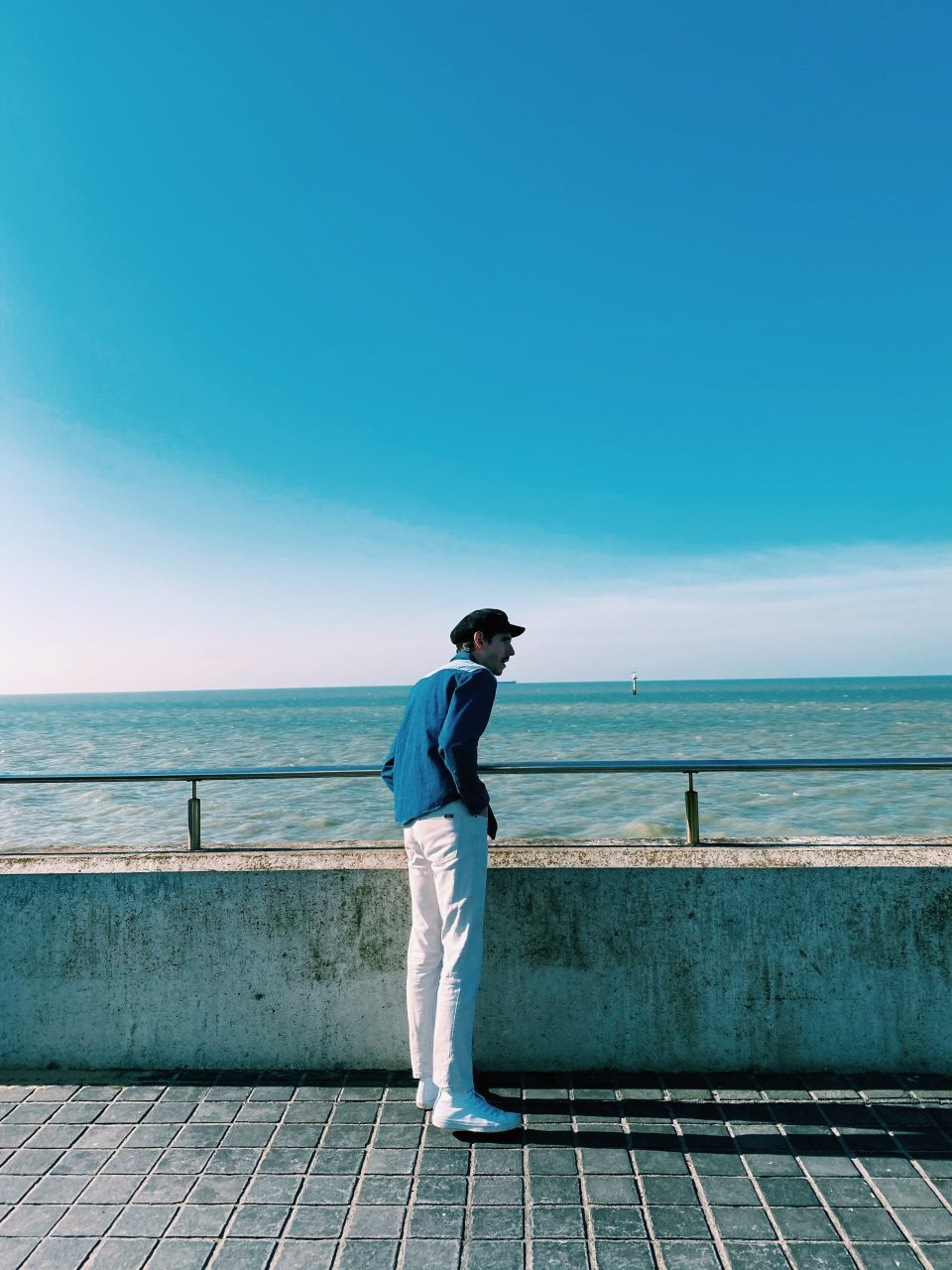 josh outside turner contemporary beach margate