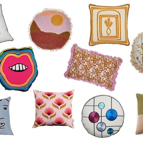 california cushions edit