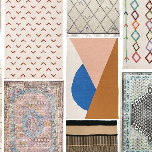 ten renter friendly rugs for under £150