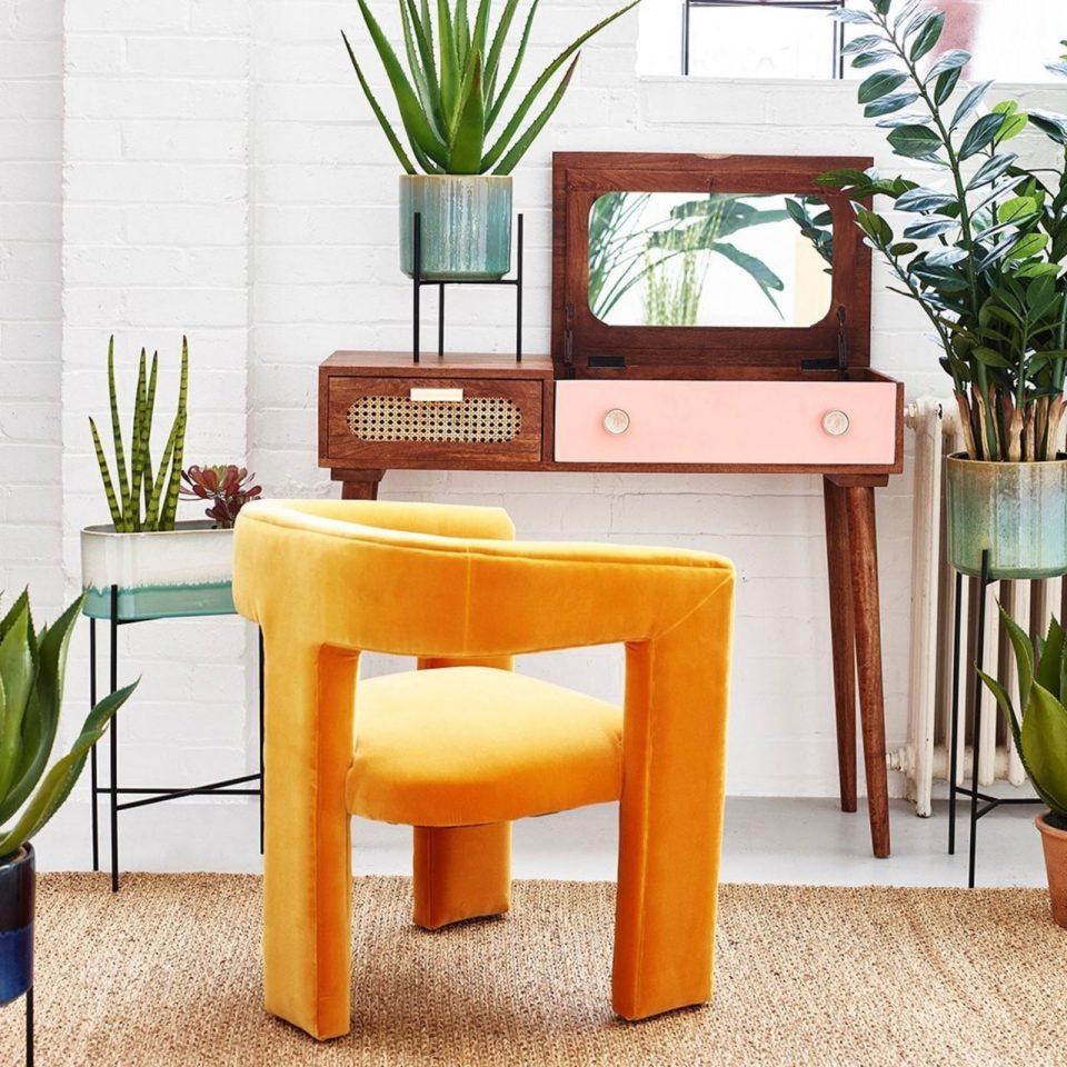 Oliver Bonas Tress chair