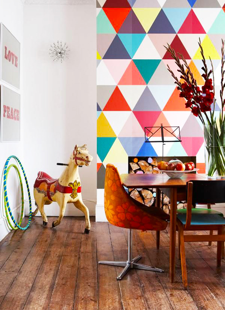funky living room wallpaper murals for blog archivefunky colourful wallpapers