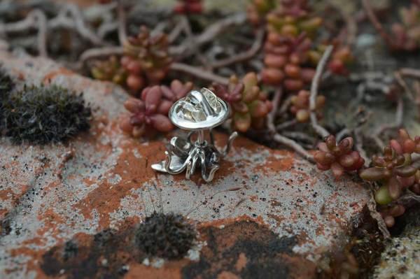 House Fly Lapel Pin 1 - Emma Keating Jewellery