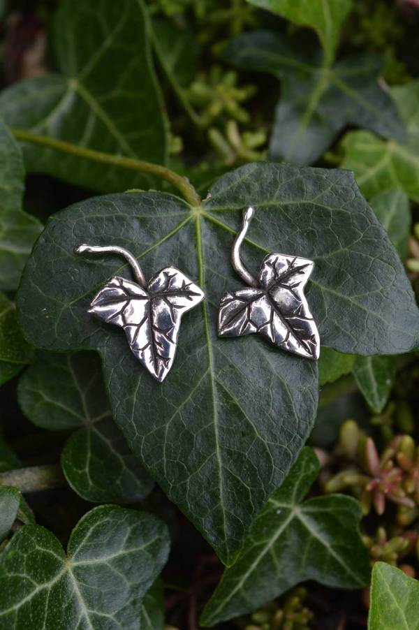 Ivy Leaf 9 - Emma Keating Jewellery