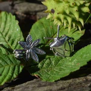 Horse-Chestnut-&-Shieldbug-1---Emma-Keating-Jewellery