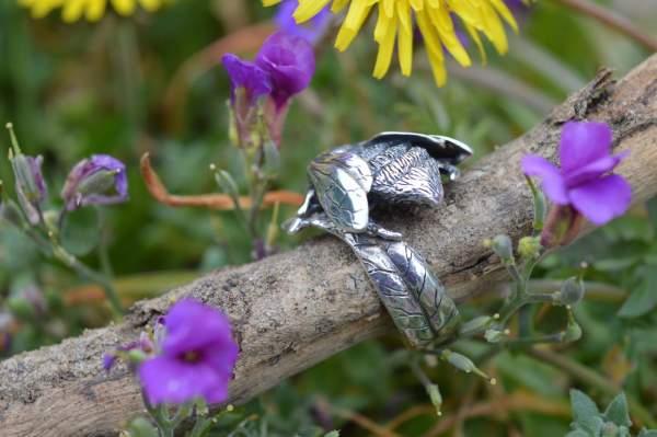 Queen Bee RIng 2s - Emma Keating Jewellery