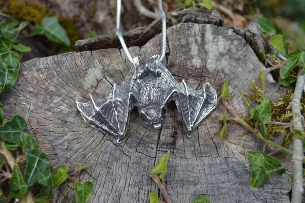Pipistrelle Bat O4s - Emma Keating Jewellery