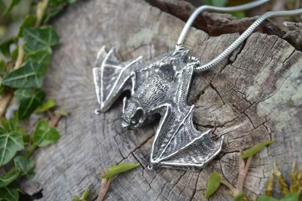 Pipistrelle Bat O6s - Emma Keating Jewellery