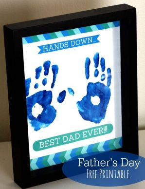 hands down best dad ever