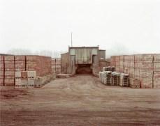 Brickyard triptych (middle) 2008