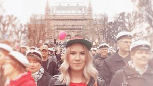 Emma Lindqvist - Kotiseutuintoilija