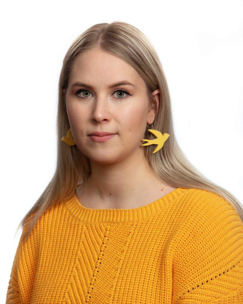 Ehdokaskuva Emma Lindqvist