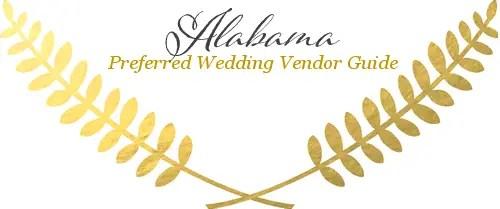 alabama wedding vendors