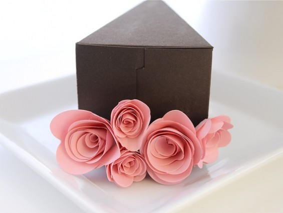 Cake Boxes by Imeon Design