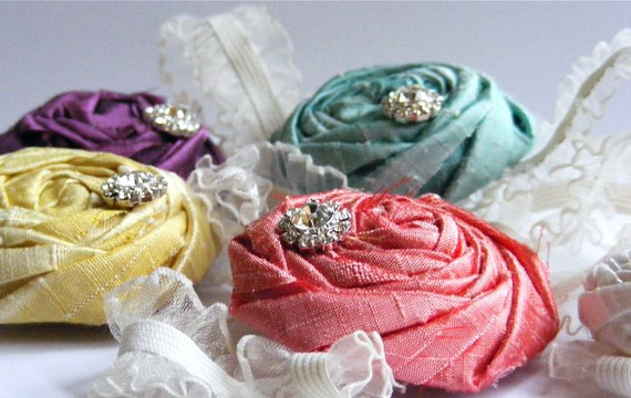 bridesmaid garters