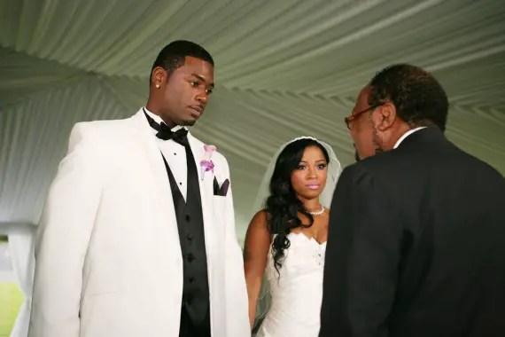 toya and memphitz wedding photos