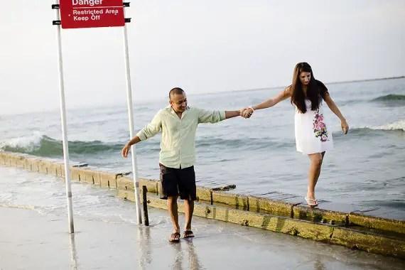 proposal beach