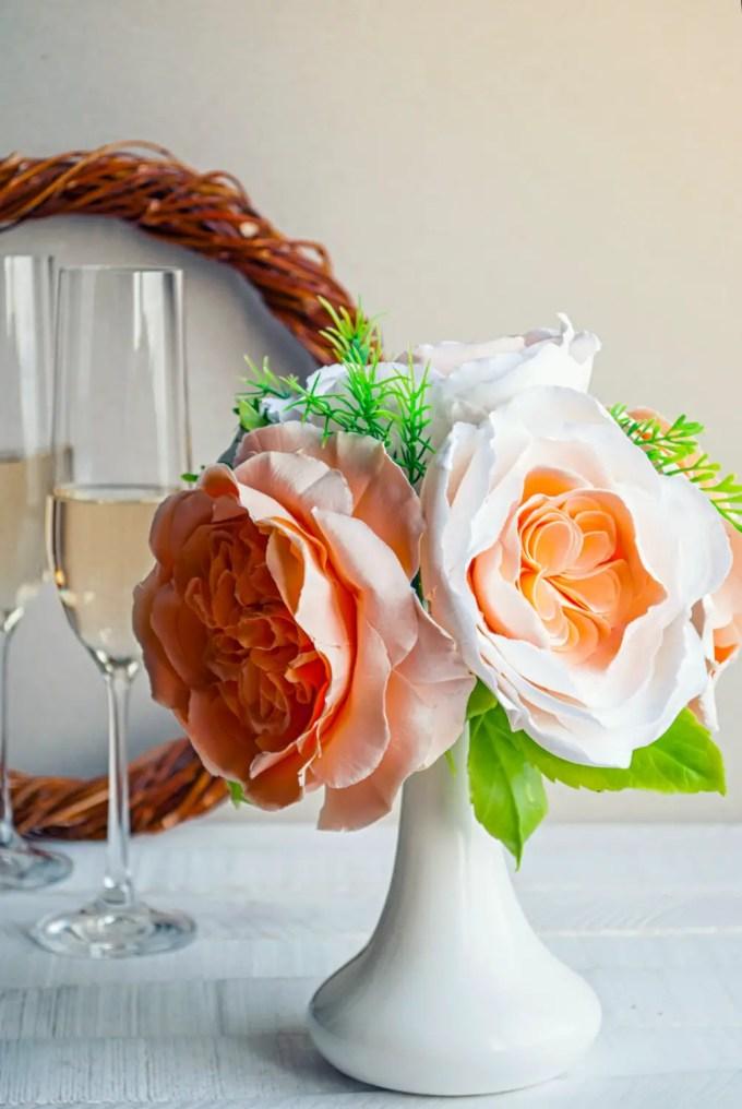 30 Best Alternative / Fake Flower Bouquets for Weddings   Emmaline Bride