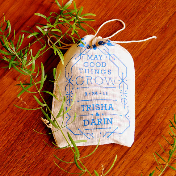 seed bomb favors