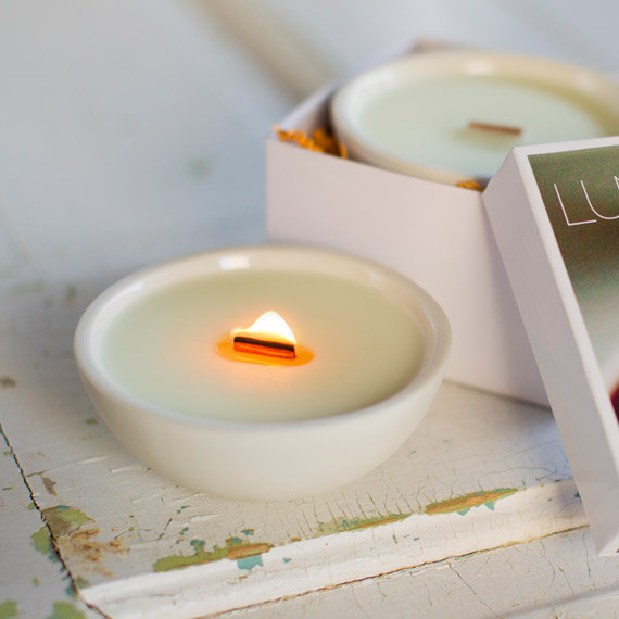 soy - handmade candles