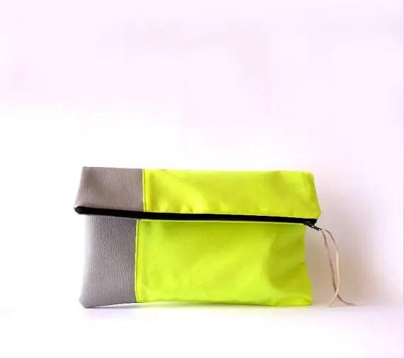 neon clutch purse - clutch styles