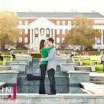 College Park Engagement