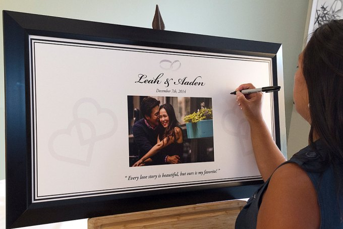 Poster Guest Book