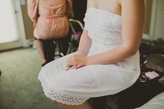 Ashley Caroline Photography - Backyard Wedding